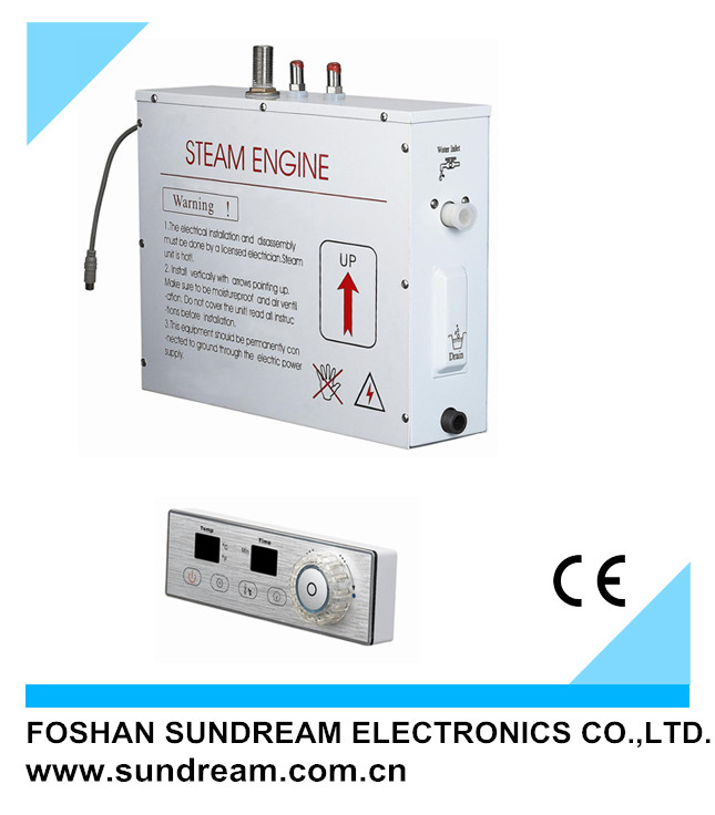 Standby Power: 0.7W Waterproof Grade: IP64 Temperature Precise: 1 Celsius Operating Power: 3W Apply Pressure: 0.05~0.6 Mpa Thermostat Speed: 1 Second     Easy Operation	 You could get a warm shower a