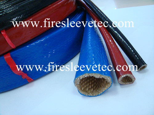 silicone coated thermosleeve