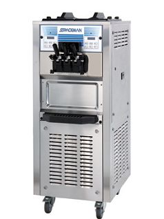 Soft ice cream machines 6250