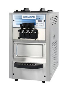Soft ice cream machines Modelo 6225