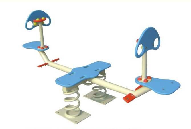 2-seats Animal Seesaw