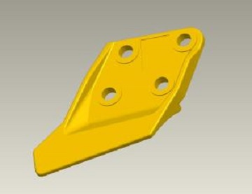 Side Cutters for KOMATSU Excavators