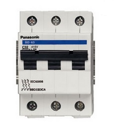 PANASONIC Circuit Breakers