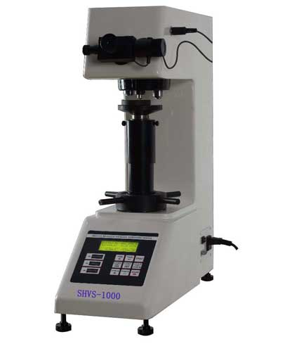 Digital Micro Vicker Hardness Tester SMV-2000MZ