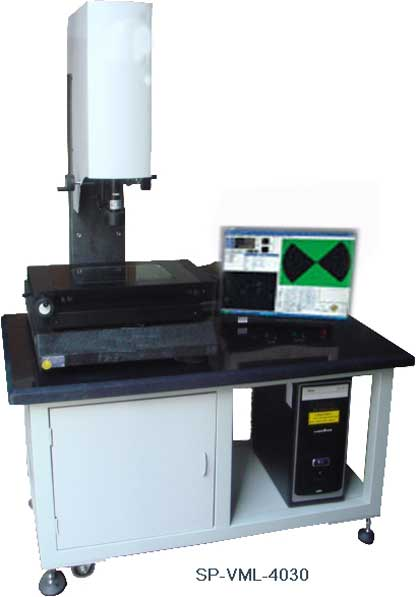 SP-VML-4030 Manual video measuring machine