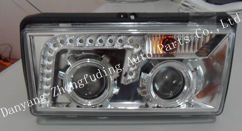 Lada2107/2105 head lamp,DH-265LED