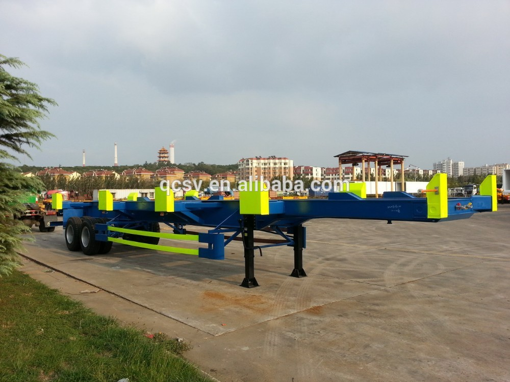 45ft Terminal Trailer/ Yard Chassis / Bomb Cart/CIMC Terminal Trailer