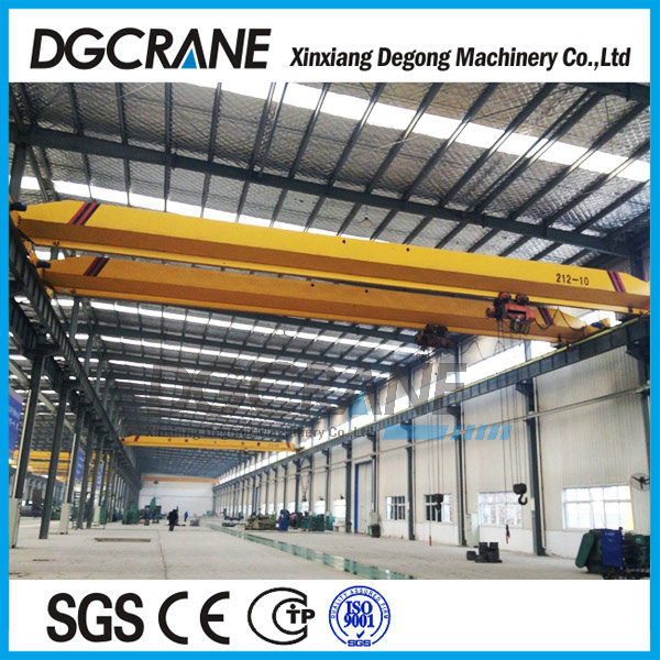 10 Ton single girder electric overhead crane