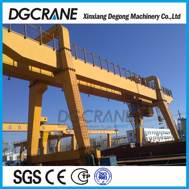25 ton double girder gantry crane price