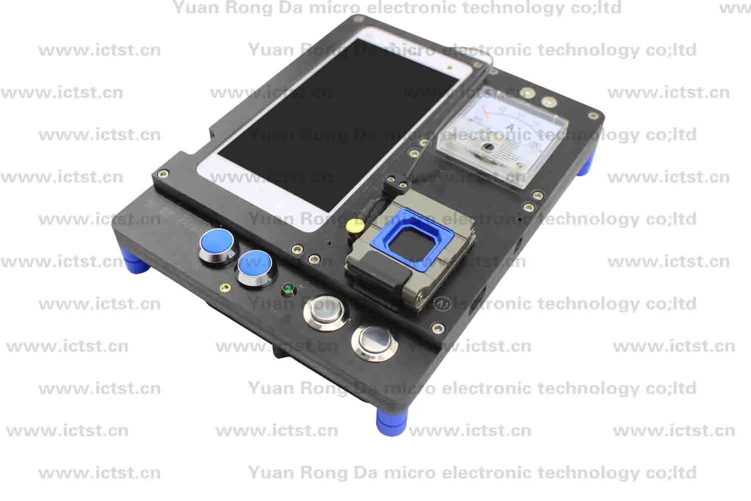 WTR6251 test socket medium frequency testing1