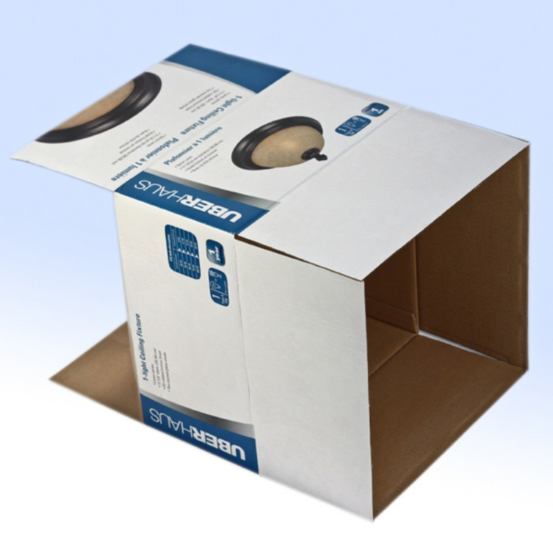 Custom corrugated carton boxes