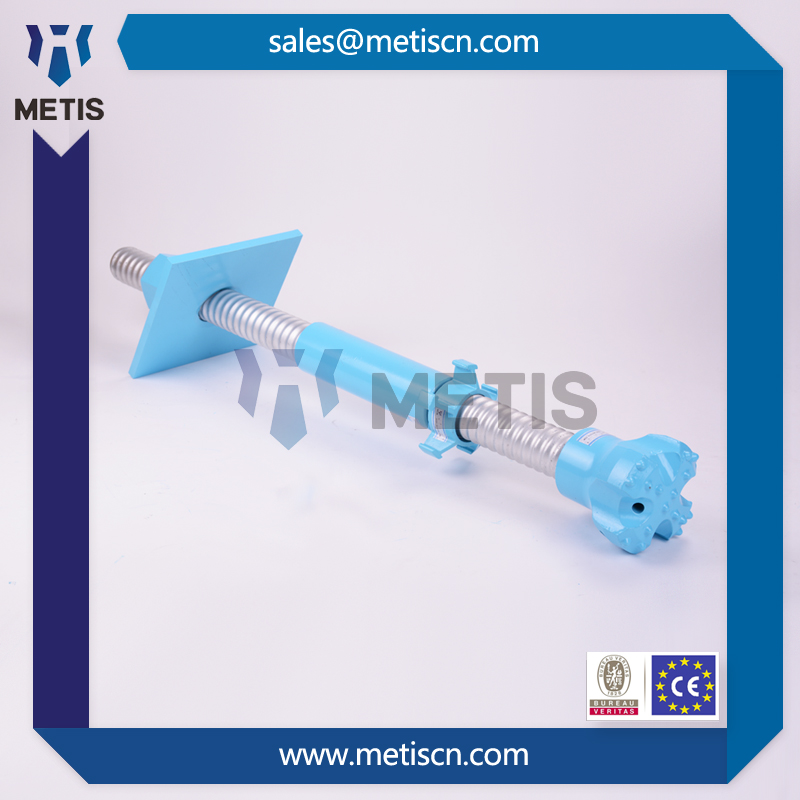 Self drilling anchors
