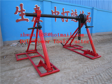 Cable Handling Equipment  HYDRAULIC CABLE JACK SET