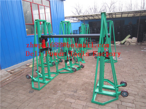 Cable Drum Jack  Cable Drum Rotator,hydraulic drum jack