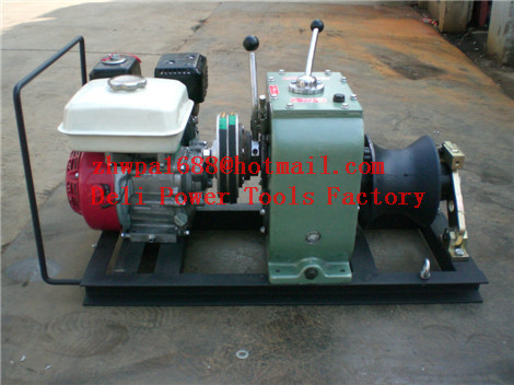 Cable Drum Winch,Cable pulling winch,cable feeder