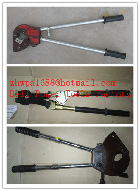 Manual cable cut,Cable cut,cable cutter