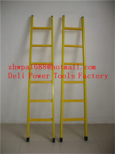 Life Safe ladder&Straight fiberglass ladder&Insulation ladder