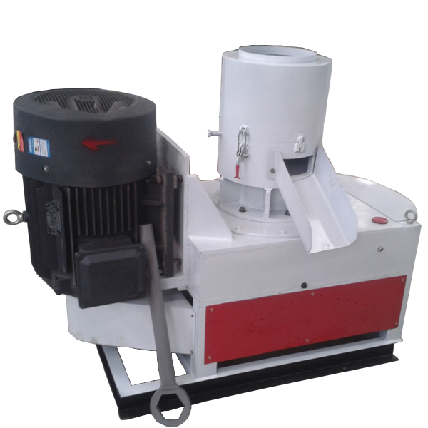 small home use wood alfalfa rice husk pellet making machine