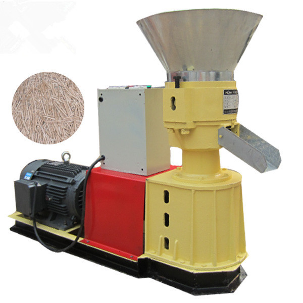 small home use high capacity alfalfa pellet making machine