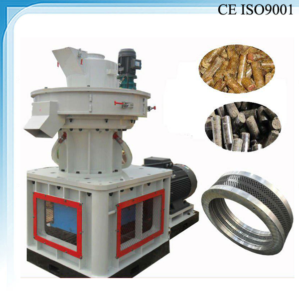 high capacity peanut shell wood pellet making machine
