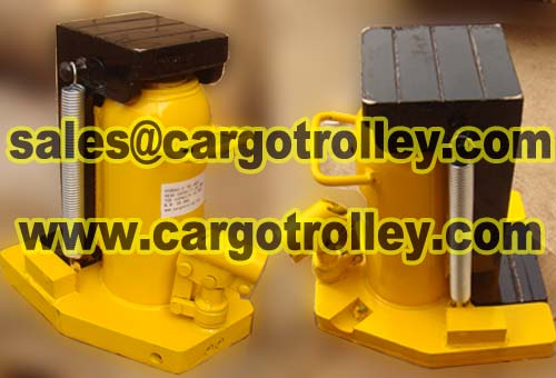 Hydraulic jacks pictures