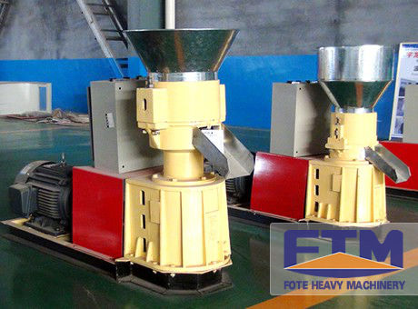 Small Biomass Pellet Mill with High Quality for Hot Sale