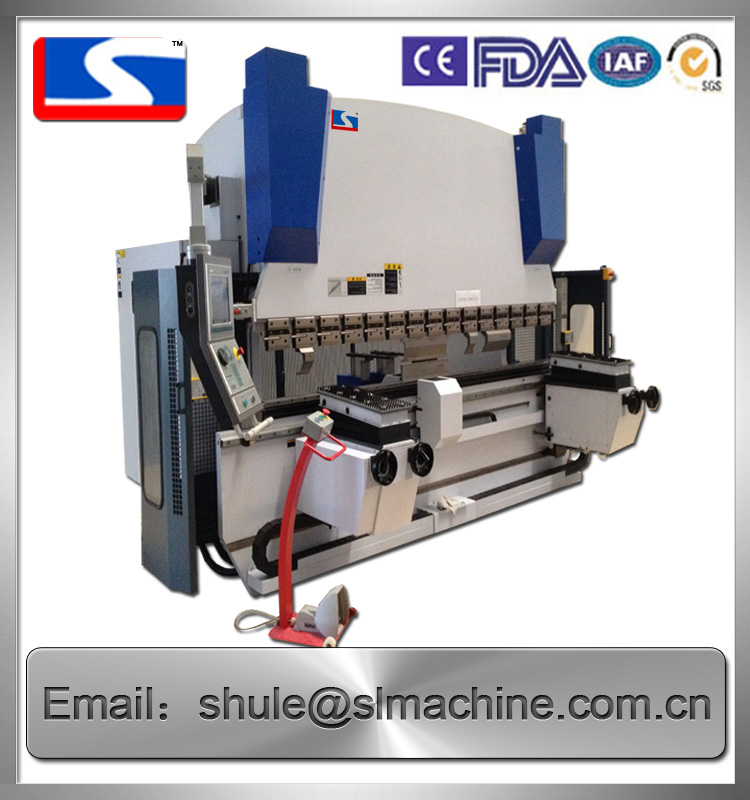 WE67K-series Cnc bending machine