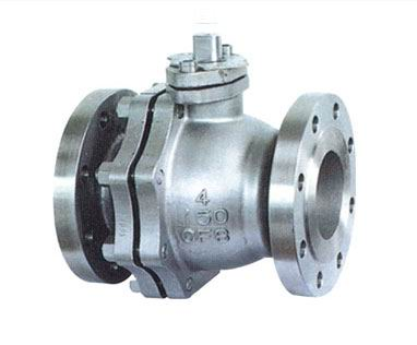 Flange Type Ball Valve