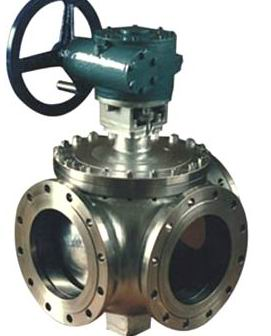 Electro Three-way Ball Valve