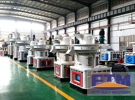 New Design Efficient Wood Pellet Mill for Sale
