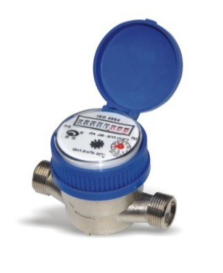 Single-jet Wet-dial Cold Water Meter