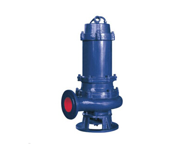 JYWQ and JPWQ stainless steel pump
