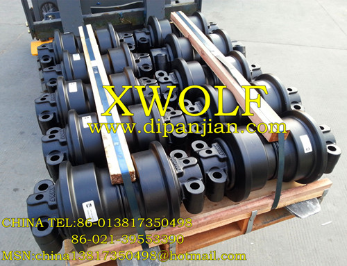 CASE Excavator CARRIER ROLLER