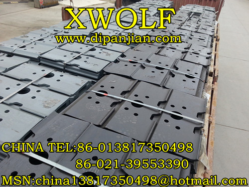 KOBELCO Excavator TRACK SHOES