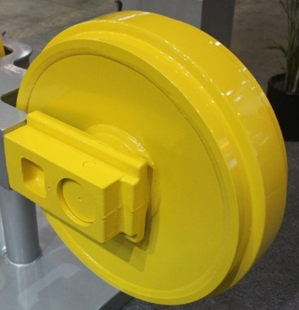 KOMATSU PC750 CARRIER ROLLER  Front IDLERS