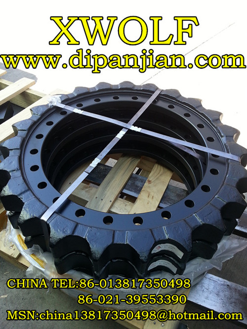 CATERPILLAR CAT374 SPROCKETS TRACK SHOES