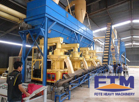 Small Wood Pellet Mill with Reliable Performance Price
