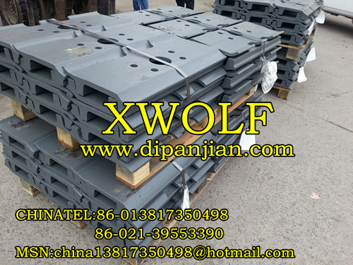 KOBELCO SK480 SPROCKETS TRACK SHOES