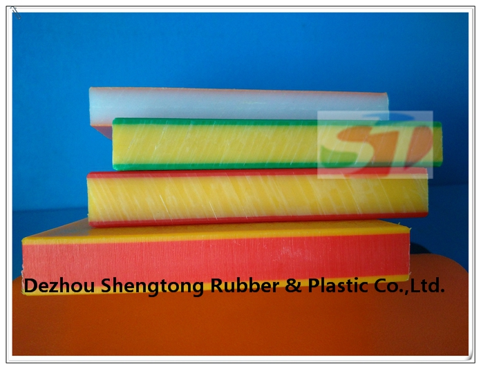 HDPE sheet or special-shaped products