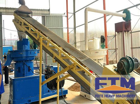 Hot Selling Wood Pellet Plant/Wood Pellet Plant Supplier