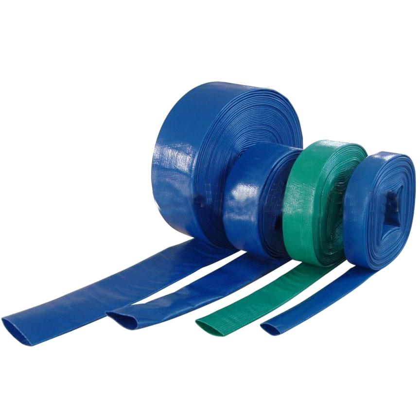 Pvc layflat water pump hose plumbing hoses bathroom and