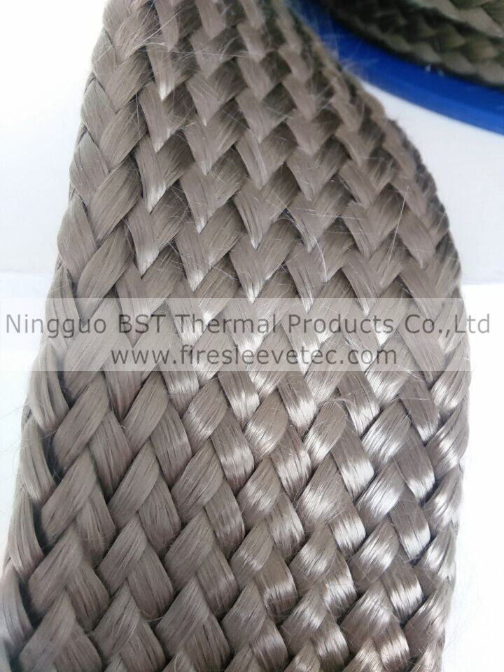 high temperature basalt sleeve