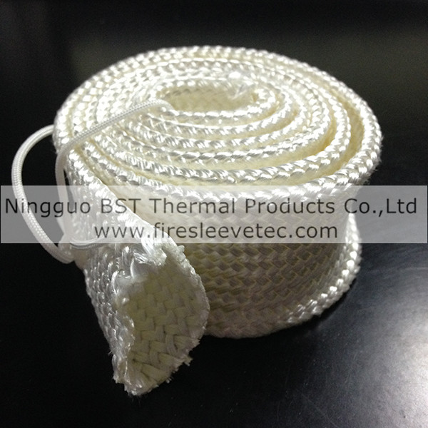 silica braided sleeve
