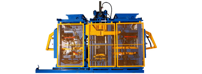 RT9B Automatic Cocrete Block Production Line