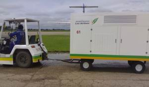 CFS Aviation Nitrogen &Oxygen Cylinders Trucks