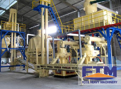 Biomass Pellet Plant for Hot Sale/Biomass Pellet Plant Supplier