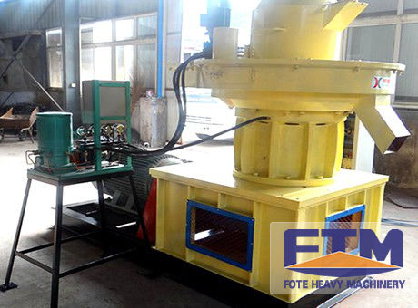 Reliable Performance Peanut Shell Briquette Machine for Sale