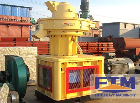 CE Approved Design Ring Die Wood Pellet Mill for Sale