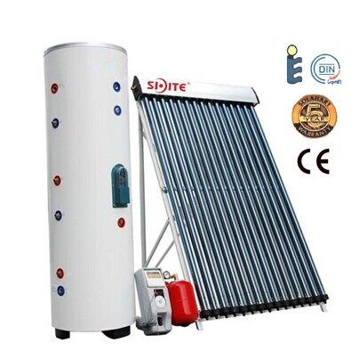 U-pipe Solar Collector