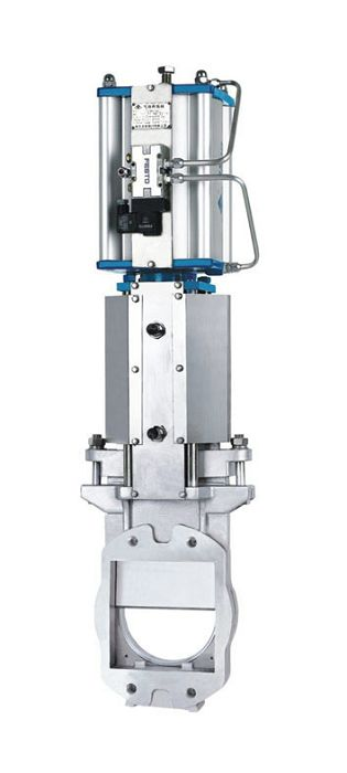 Square Knife Gate Valve